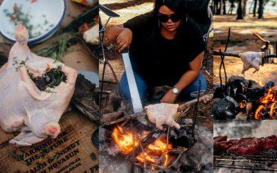 A True South African Braai Feast
